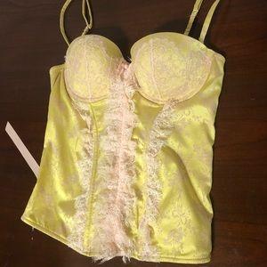 Victoria secret corset Beauty &the Beast inspired